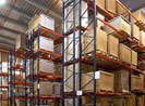 Warehousing logistics packagin