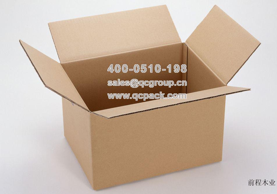 单瓦楞纸箱