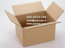 single corrugated carton