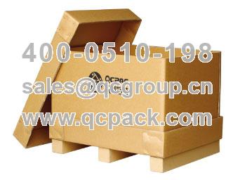七层重型纸箱