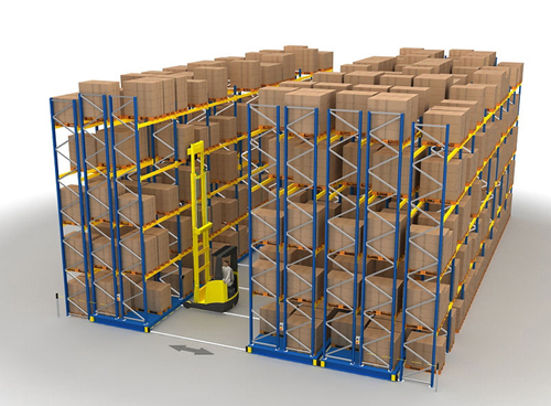 仓储物流包装现场图3